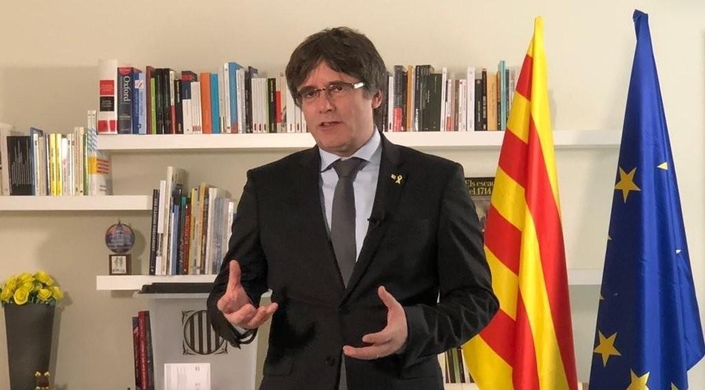 Puigdemont sale de la prisión de Cerdeña pendiente de conocer si será extraditado a España