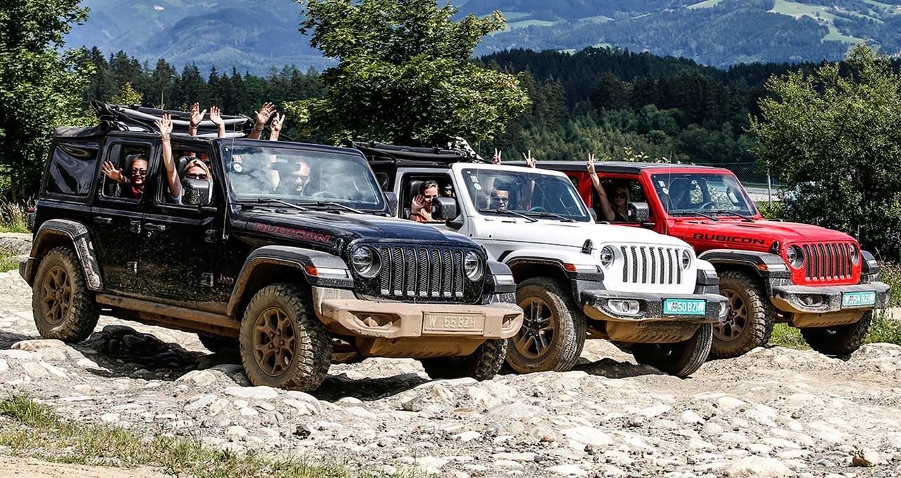 El 4 de Abril es el Jeep® 4x4 Day