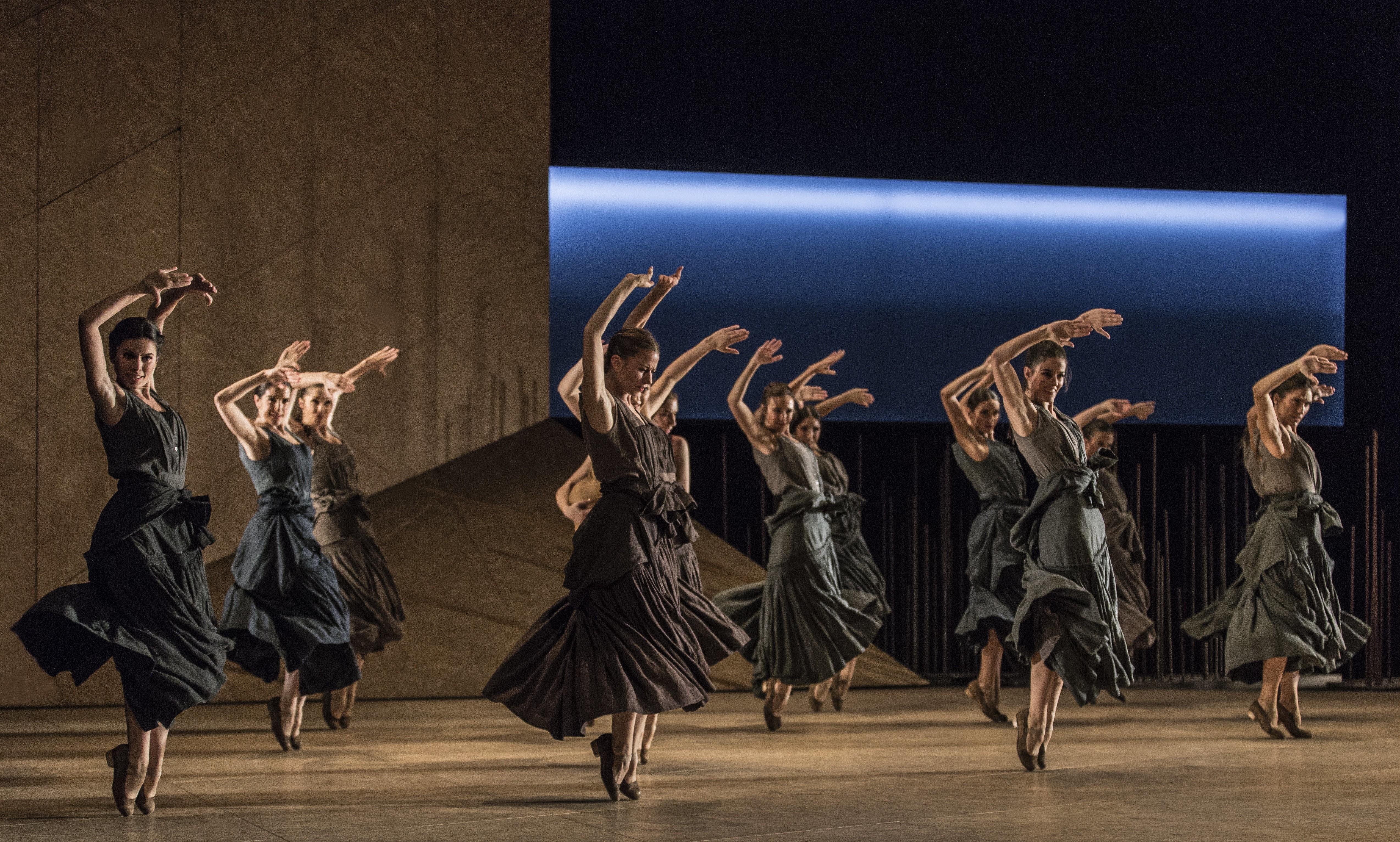 ballet nacional españa hace balance proyecto pedagógico desarrollado
