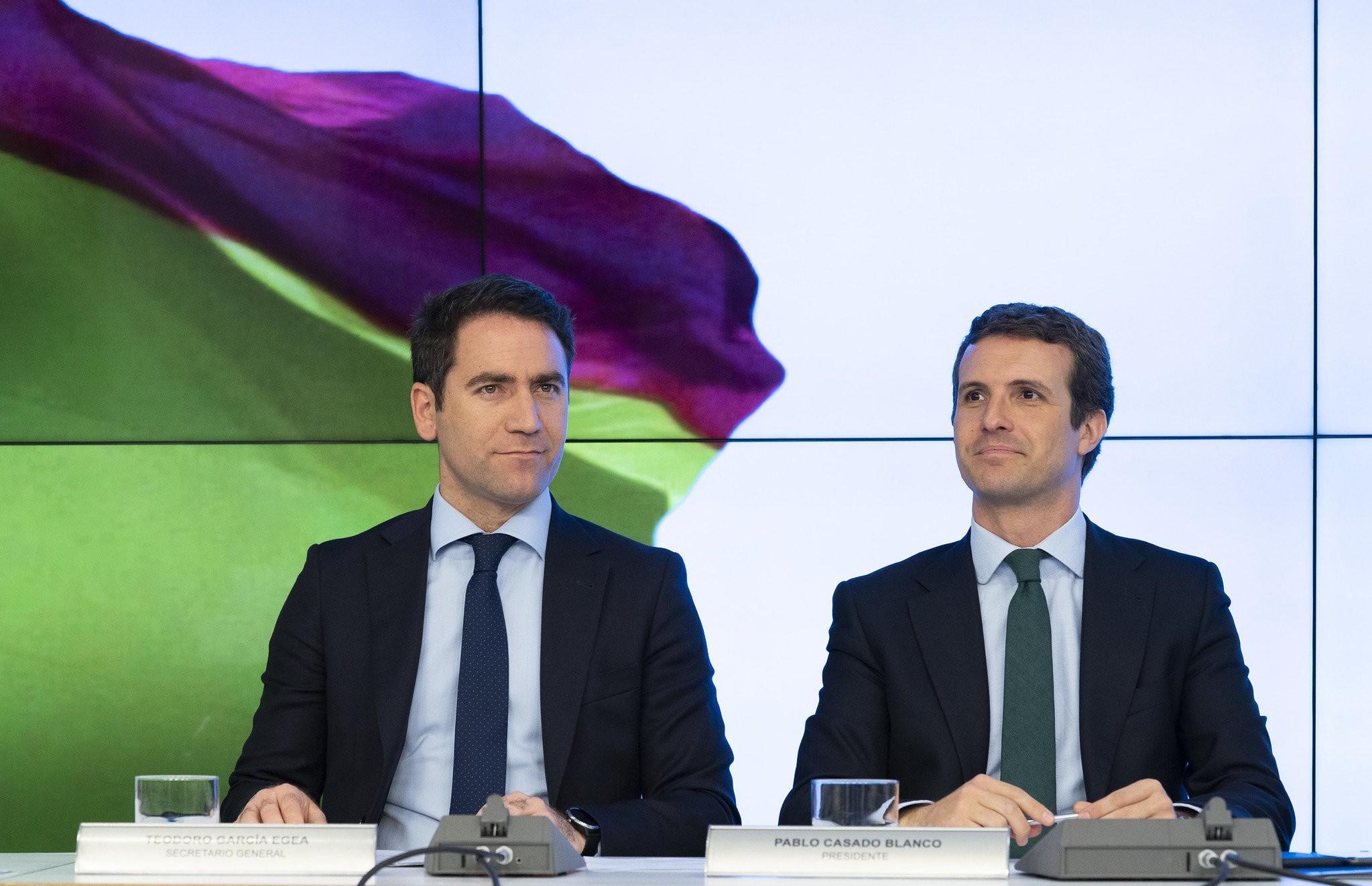 El equipo de Ayuso acusa a García-Egea de filtraciones contra la presidenta y en Génova apuntan a Miguel Ángel Rodríguez
