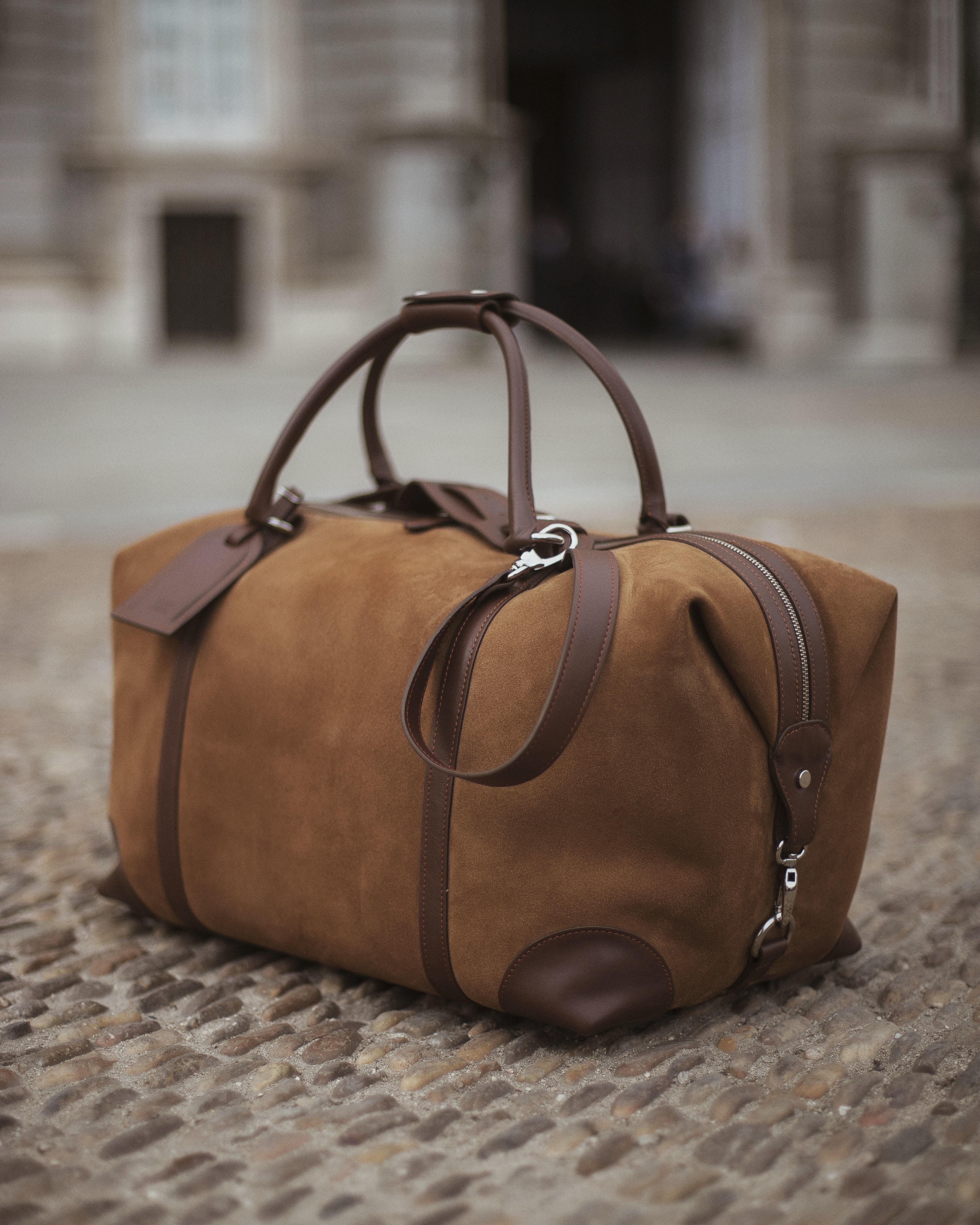 Nagara, date un capricho: bolsas de viaje elegantes y