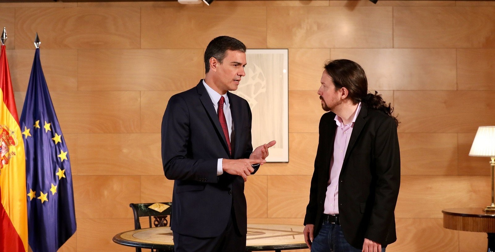 "Así fracasó la investidura: Iglesias advirtió a Sánchez de que votaría ""no"" si pactaba con Rivera"