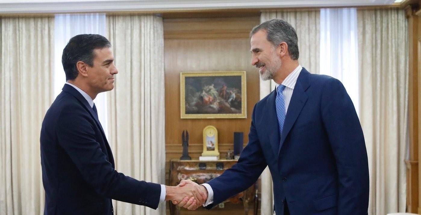 La decisión del rey: propone a Sánchez como candidato a una investidura aún sin garantías