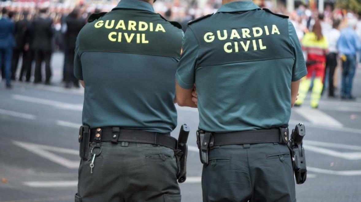 Al vecino de Tenerife detenido por segunda vez en menos de 48 horas tras escupir a varios guardias civiles