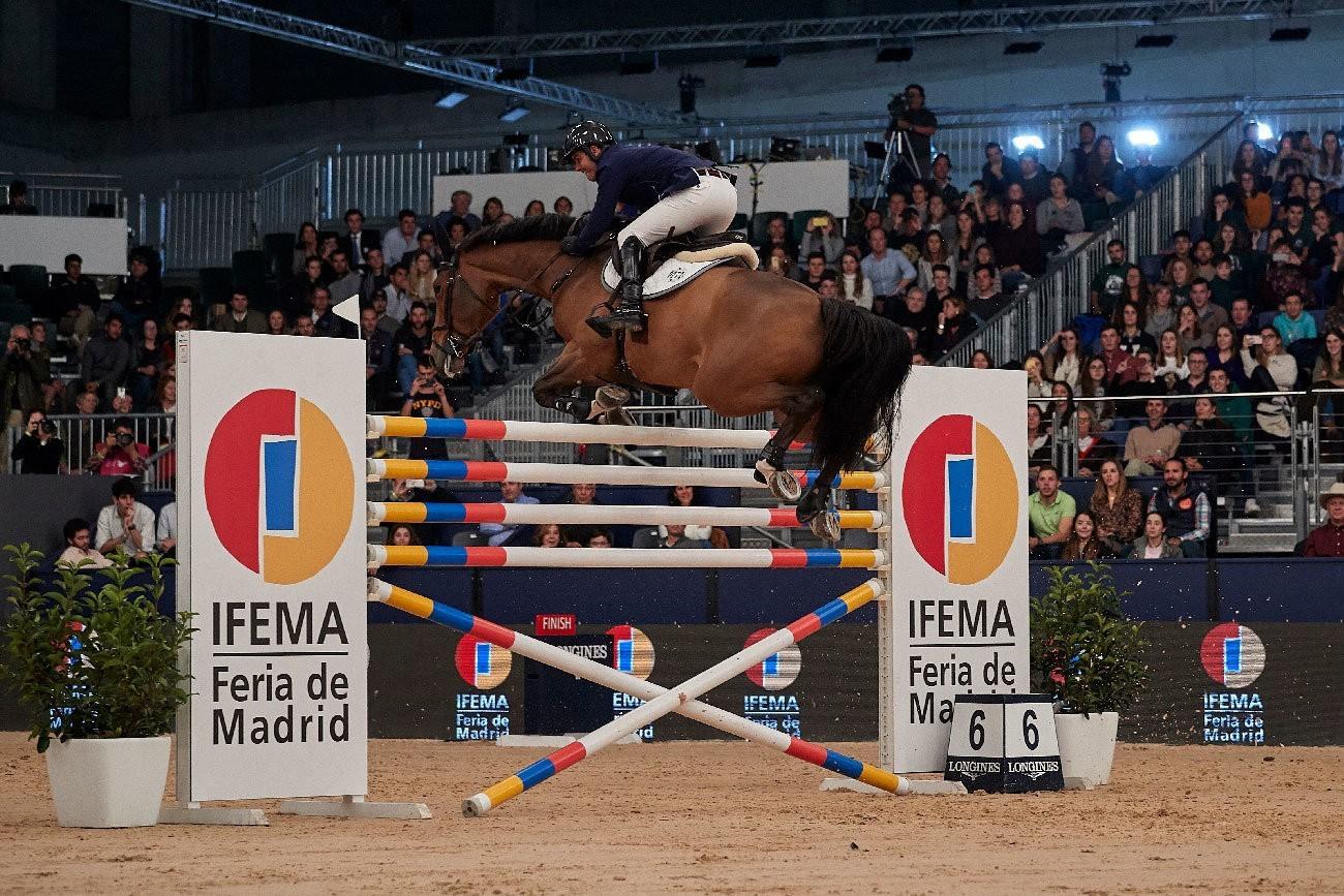 IFEMA Madrid Horse Week, el evento hípico más importante de España, regresa el último fin de semana de noviembre a IFEMA
