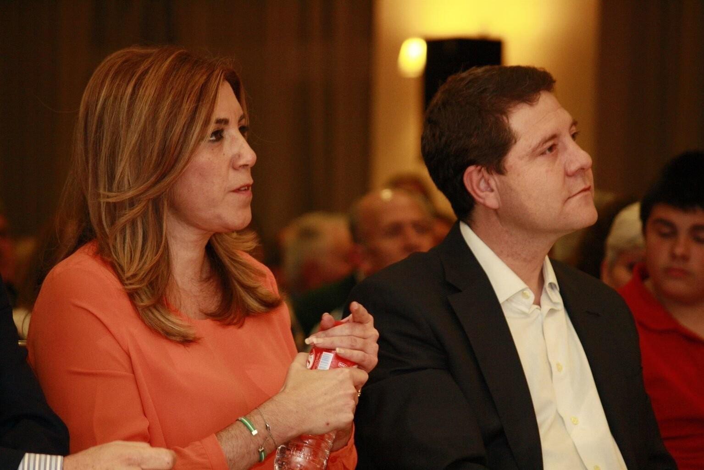 Susana Díaz se resiste a soltar el mando para posicionar al PSOE andaluz contra los indultos