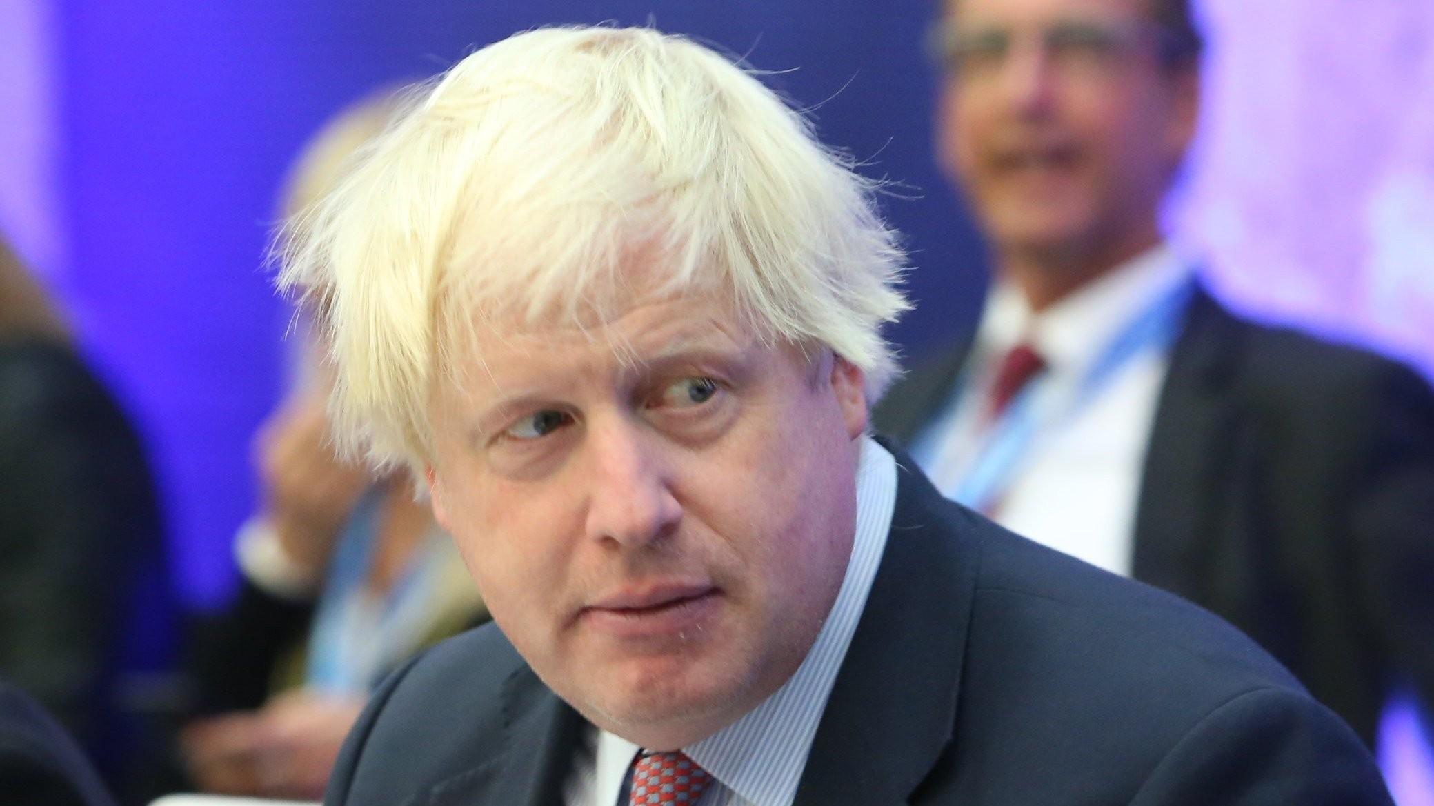 y ahora en Reino Unido cinco años de Boris Johnson