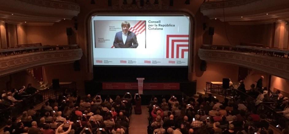 La presidencia de Puigdemont desde Bélgica, amenazada