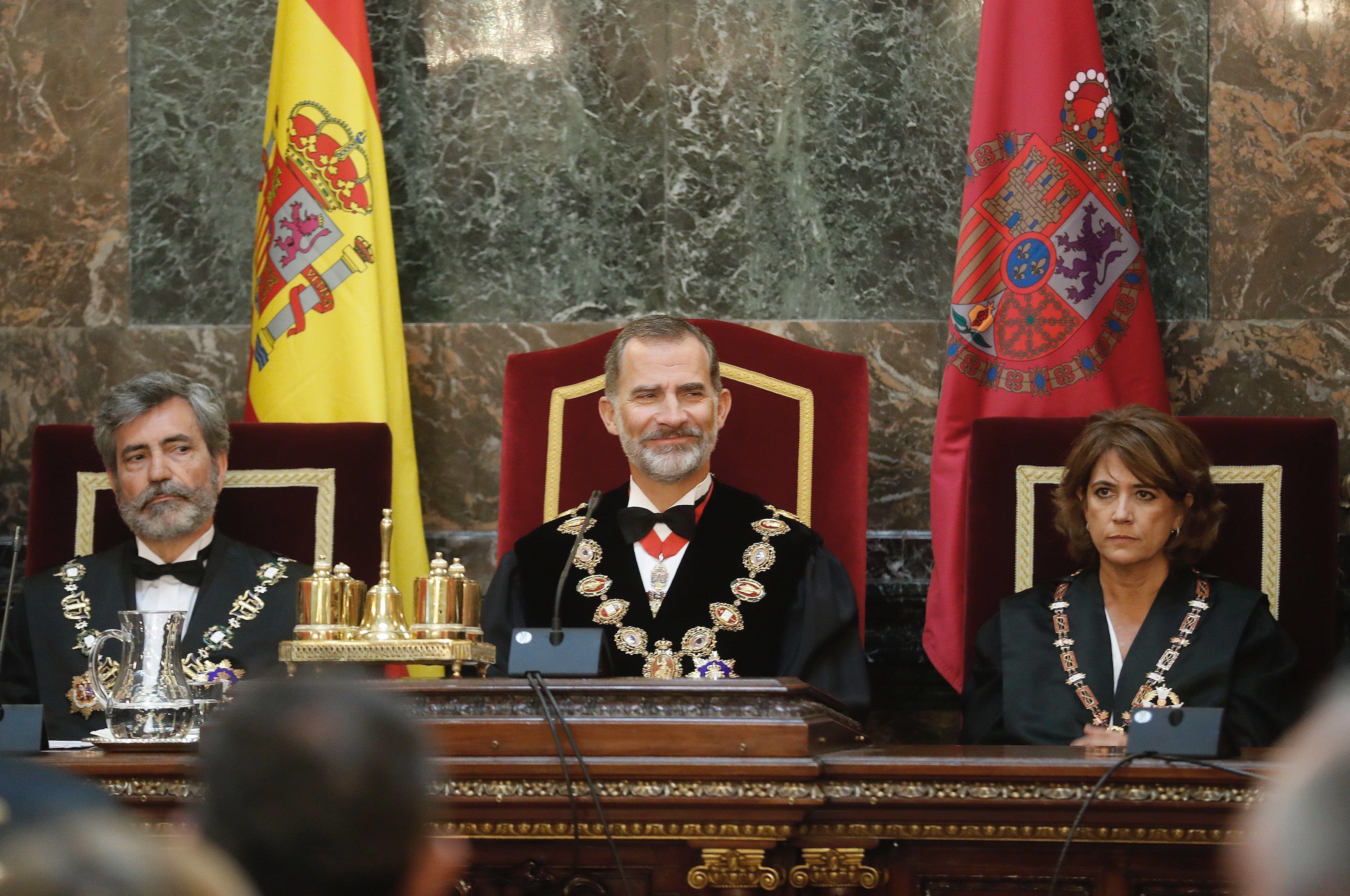 Asociaciones de jueces atribuyen las maniobras de Lesmes con la Fiscal General a sus aspiraciones al TC