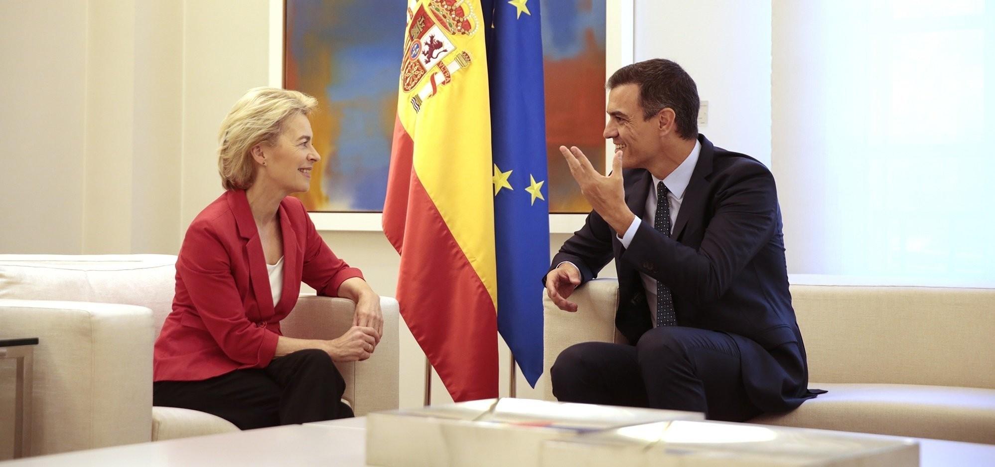 La presidenta de la Comisión Europea estrena el pasaporte Covid para viajar a España