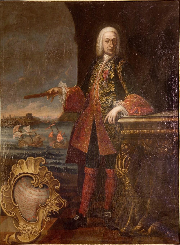 31 1754 Eslava palacio Guendulain