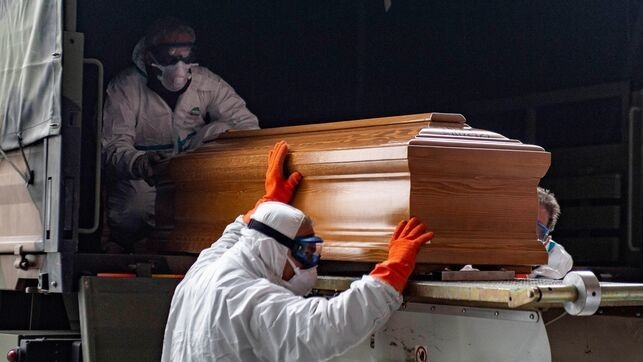 Esperas de diez días para enterrar un cadáver en Madrid