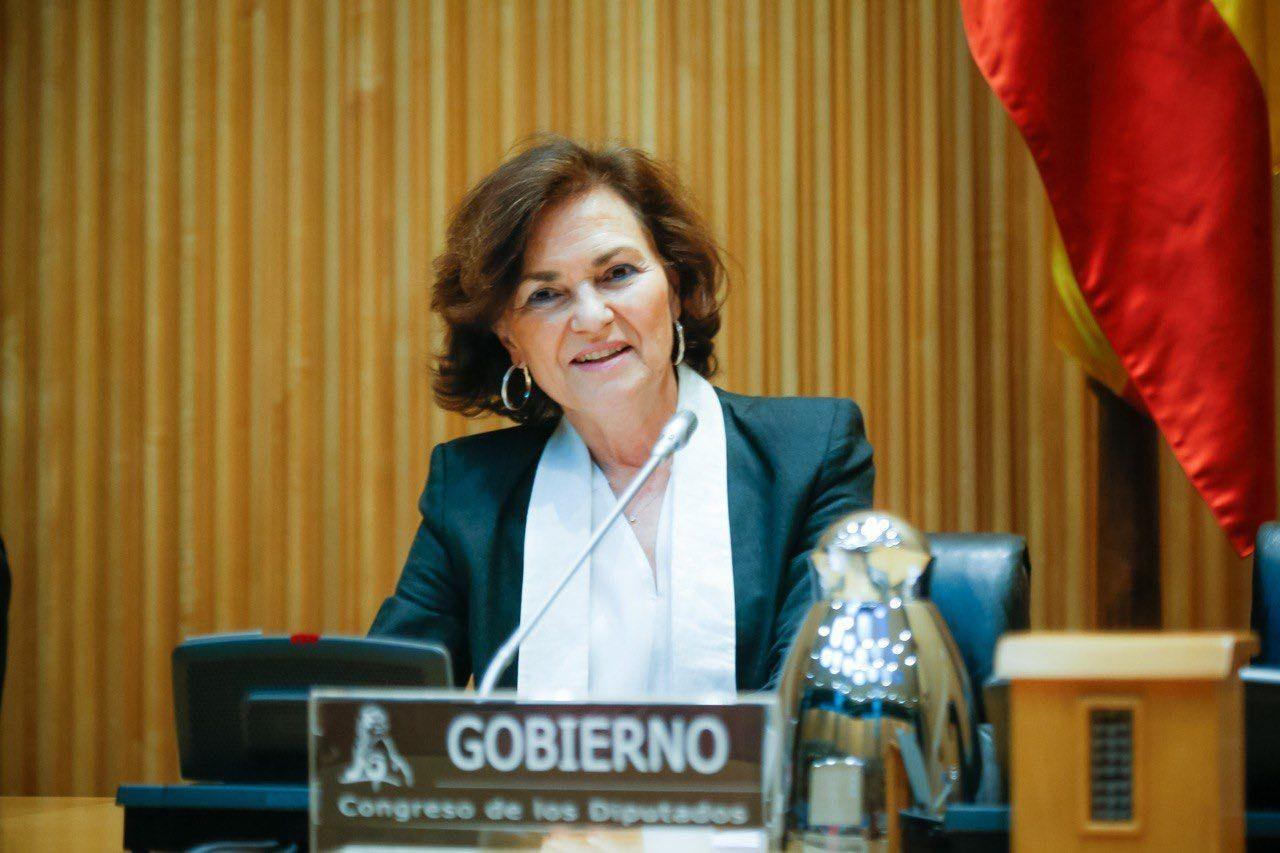 Camen Calvo dirigirá las comparecencias de Irene Montero en la Comisión del Congreso