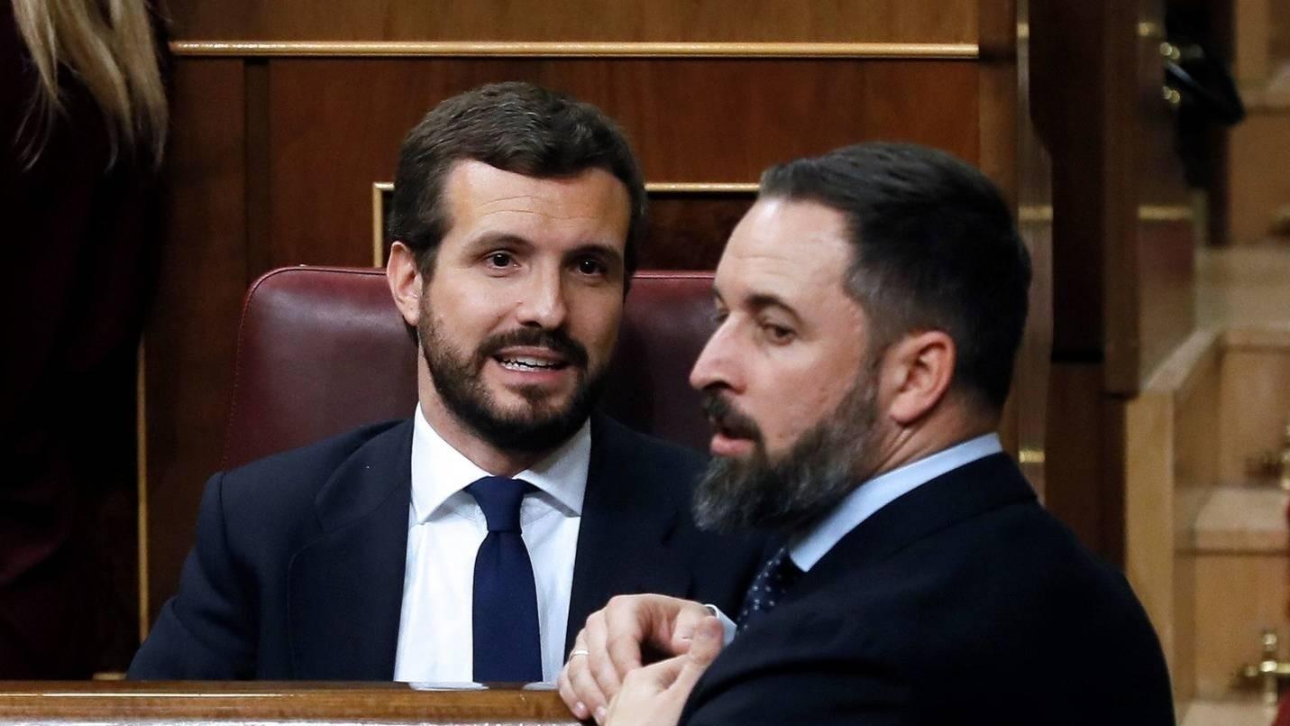El órdago de Vox al PP: anuncios de ruptura en autonomías y ayuntamientos… que no cumplirá