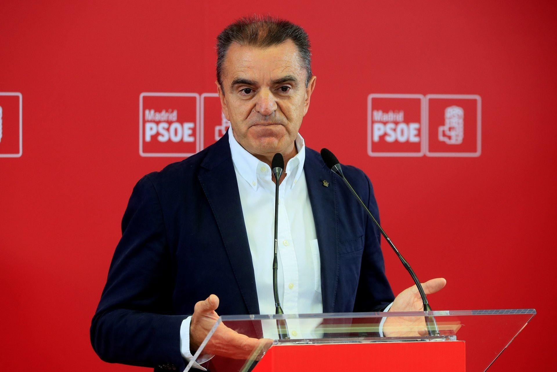 José Manuel Franco no descarta una moción de censura del PSOE contra la  presidenta Ayuso