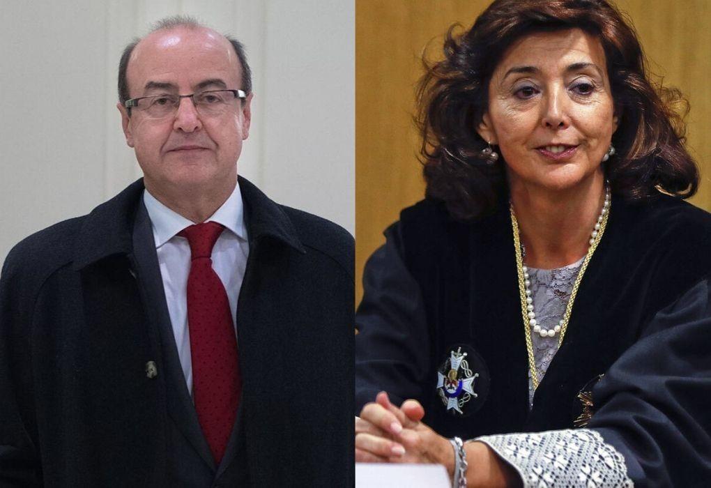 Concepción Espejel y Jesús Barrientos, candidatos con más opciones para la Sala Segunda del Supremo