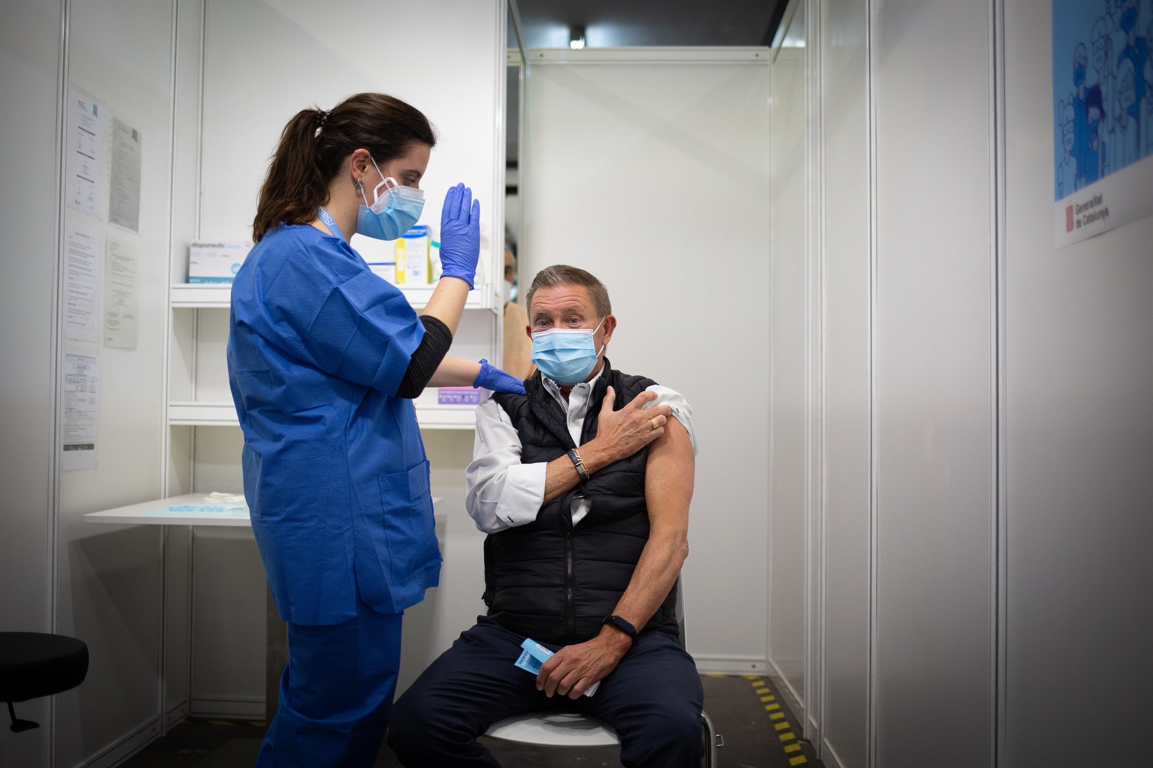 Castilla La Mancha, primera autonomía que pone fecha a la vacunación de menores de 40 años: la última semana de junio