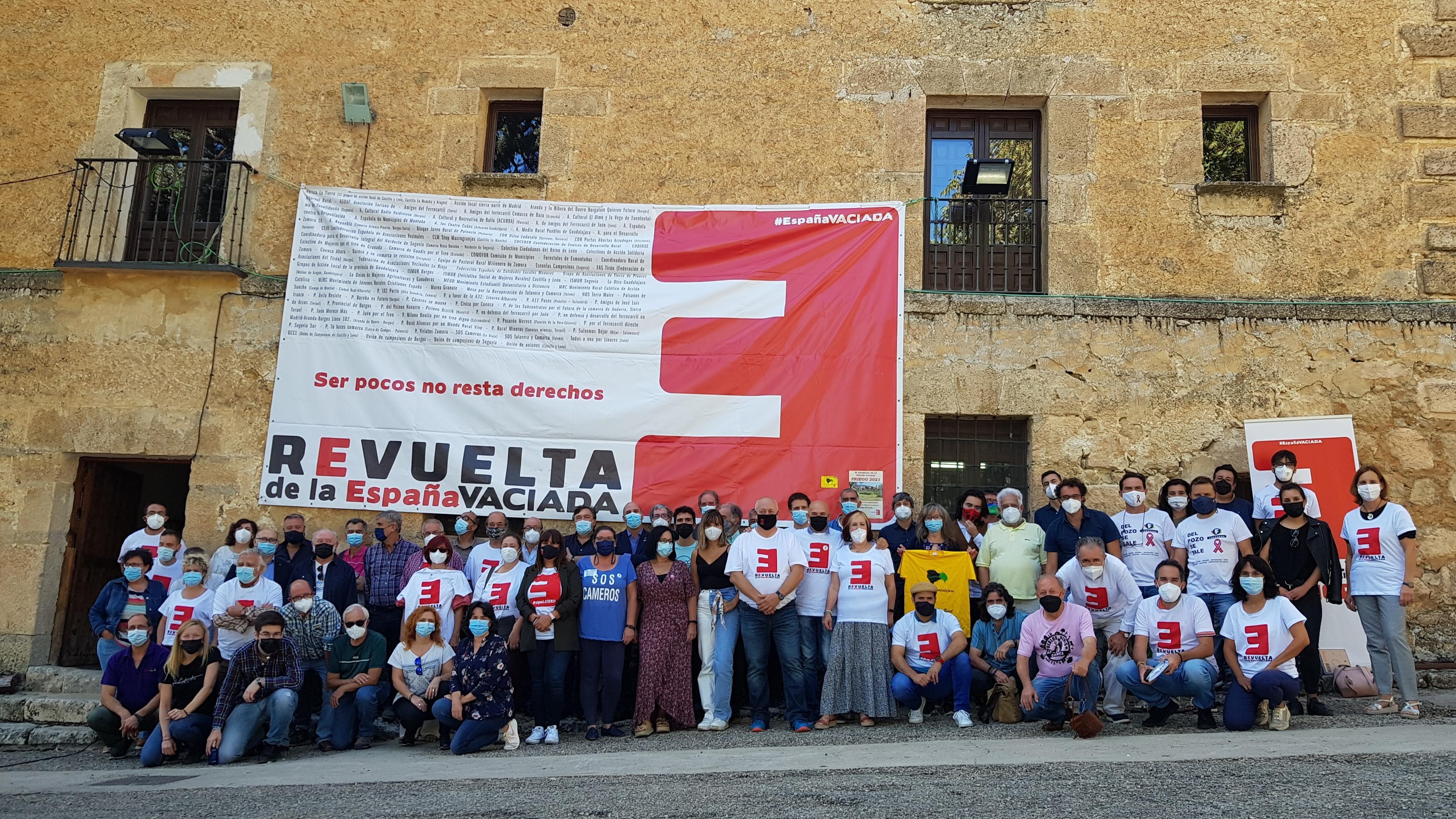 'La España vaciada' se presentará a las próximas elecciones siguiendo el modelo de Teruel Existe
