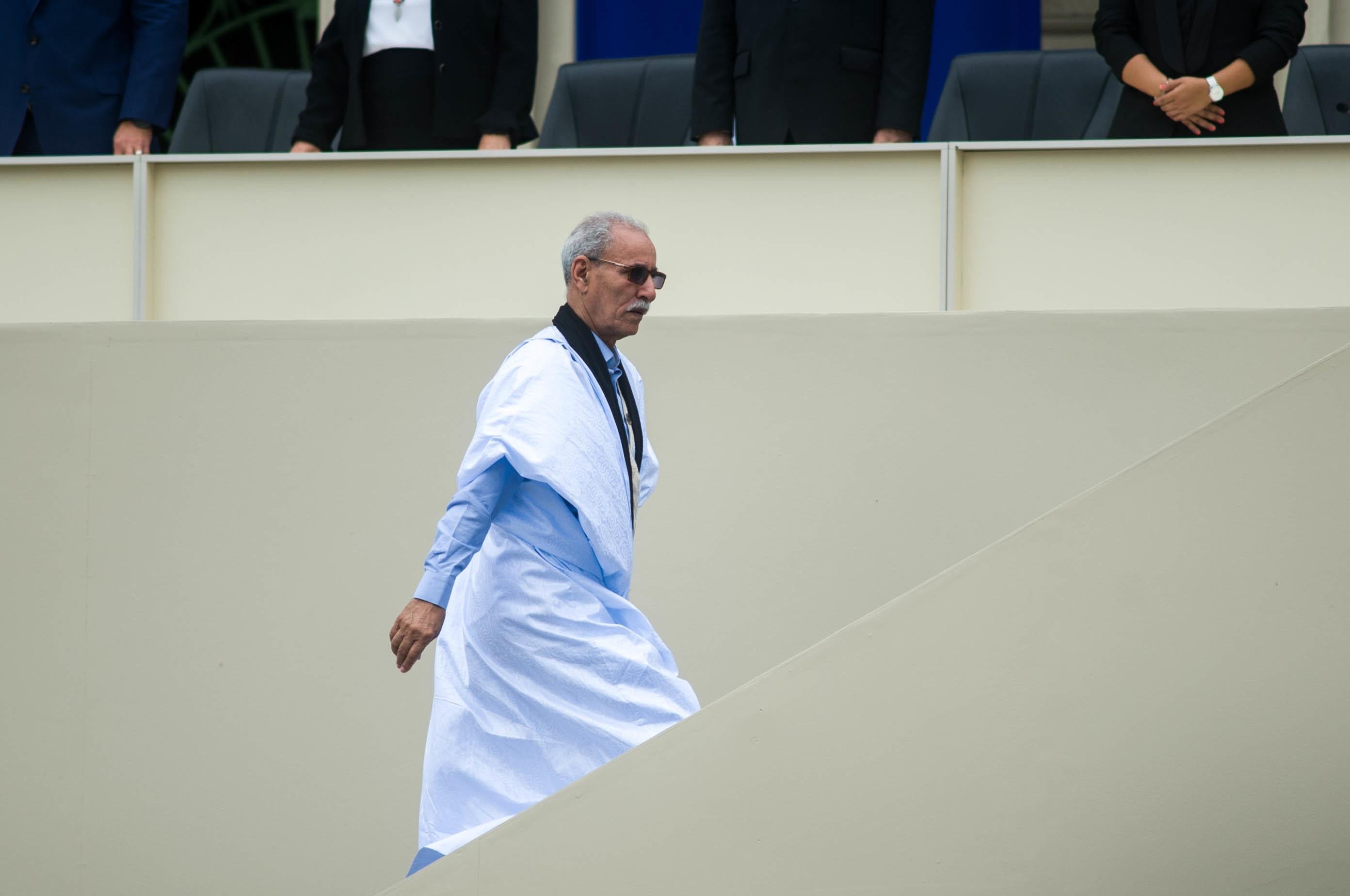 El juez ordena identificar a los funcionarios de Extranjería que trabajaban cuando Ghali llegó a España