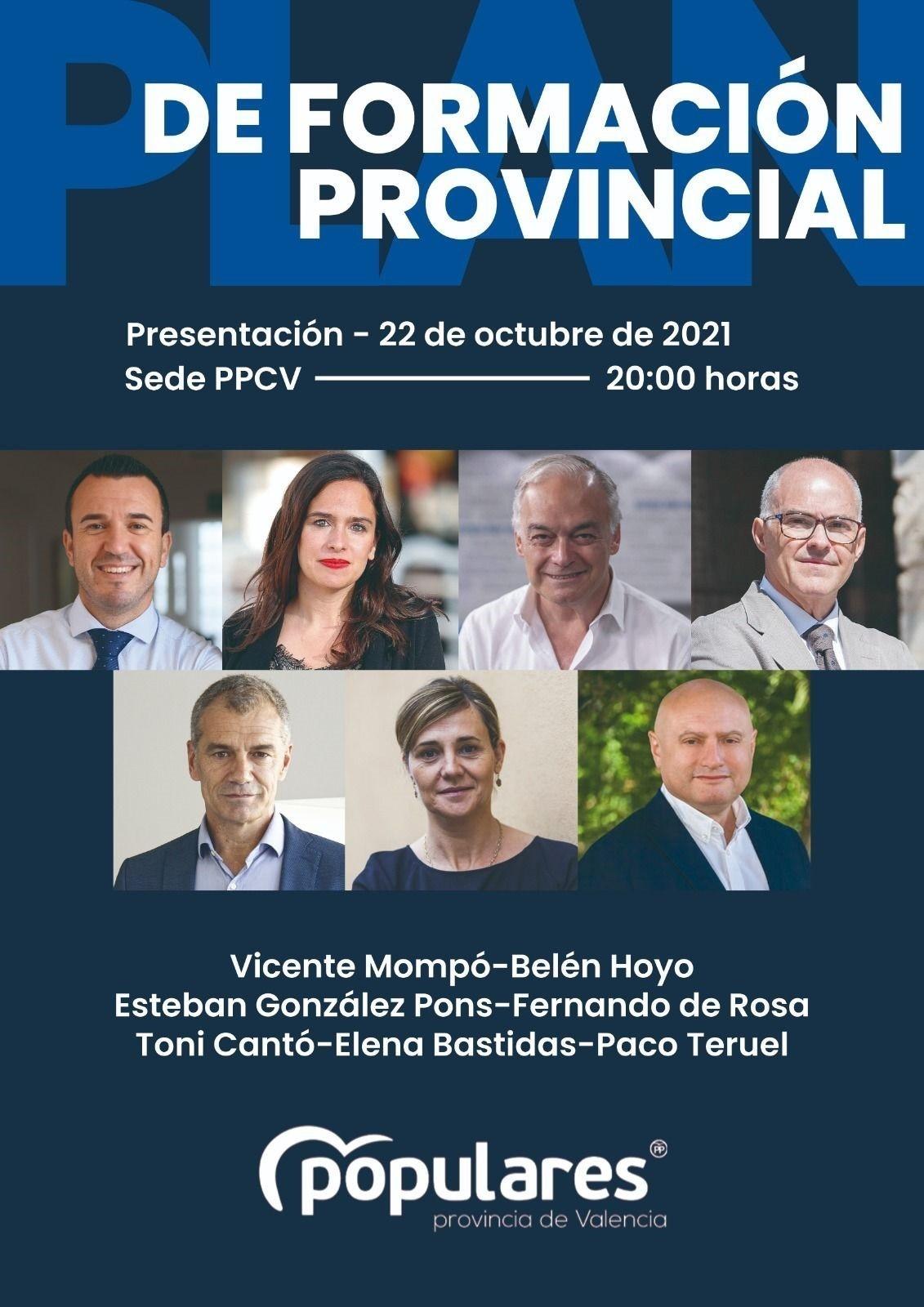 El PP busca trabajo a Toni Cantó: dará cursos de comunicación a diputados, alcaldes y concejales de Valencia